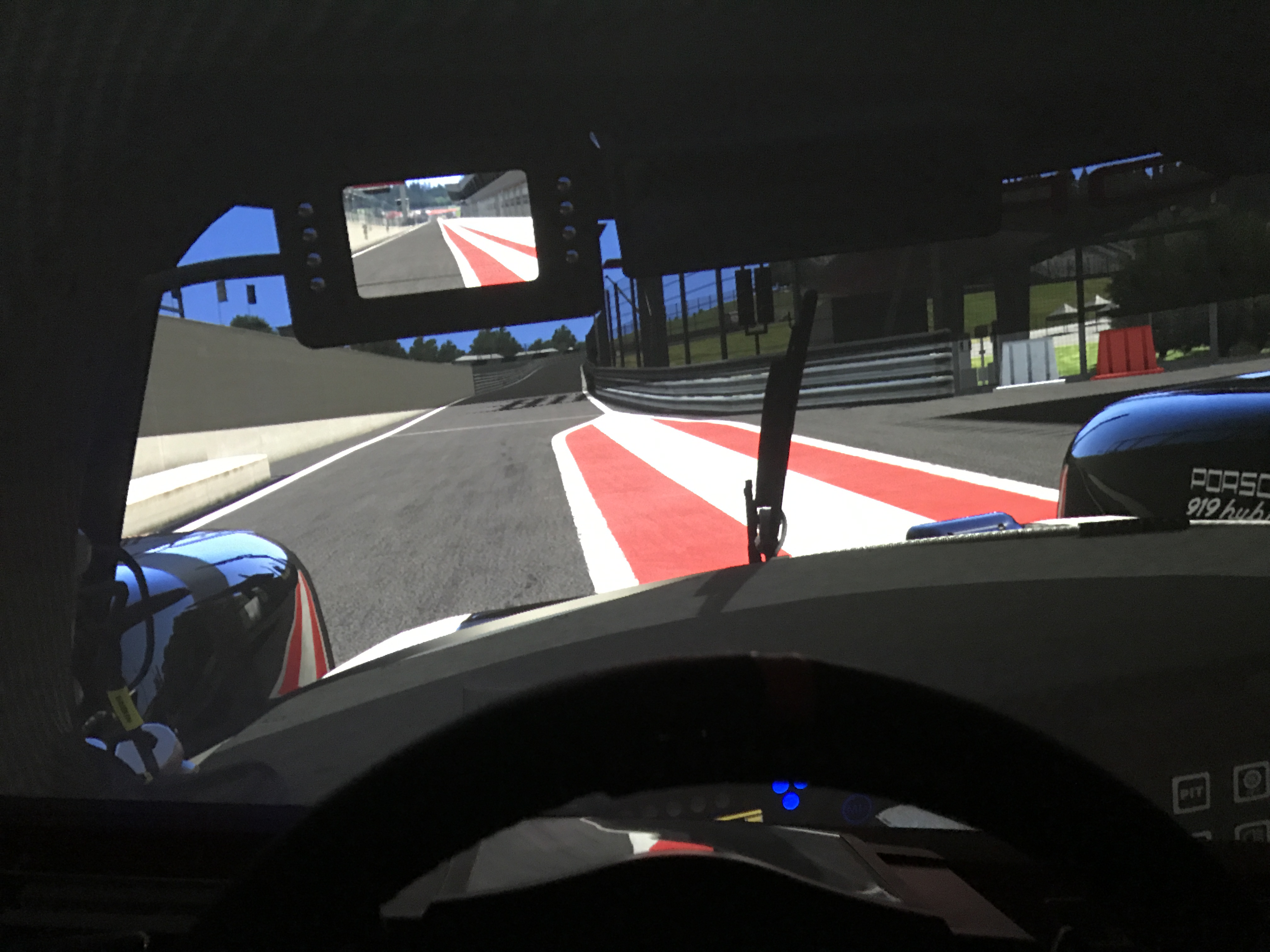 Entry in to VR Sim Racing